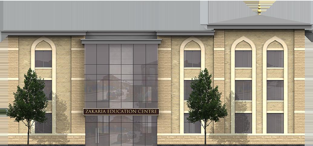 Zakaria Education Centre – PHASE 1