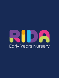 Ride nursery logo